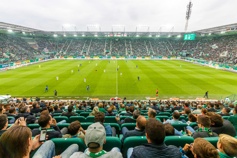 Allianz Stadion Die Tribunen