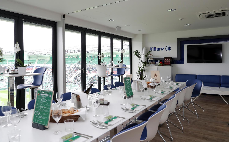 Vip Lounge Allianz Arena Dresscode